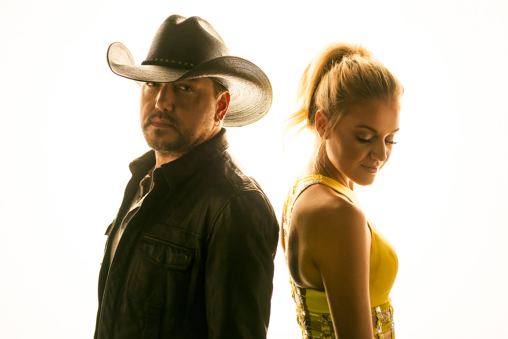 Jason Aldean and Kelsea Ballerini photographed by Nashville Photographer Jason Myers