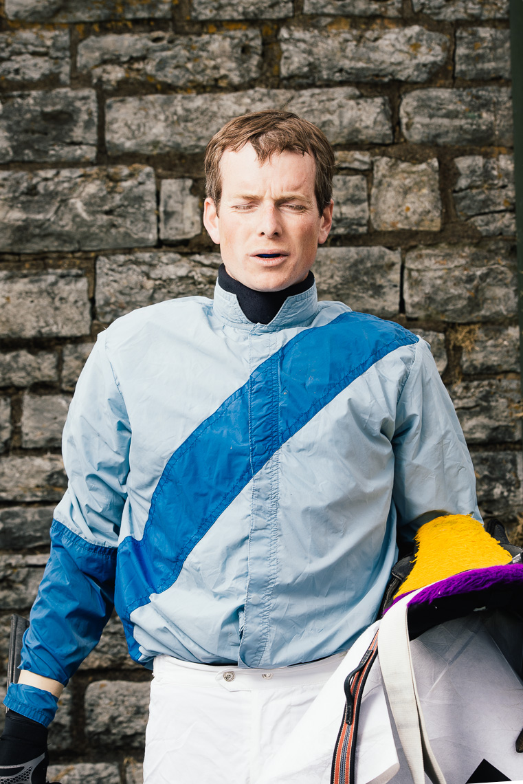 Jockey Portrait